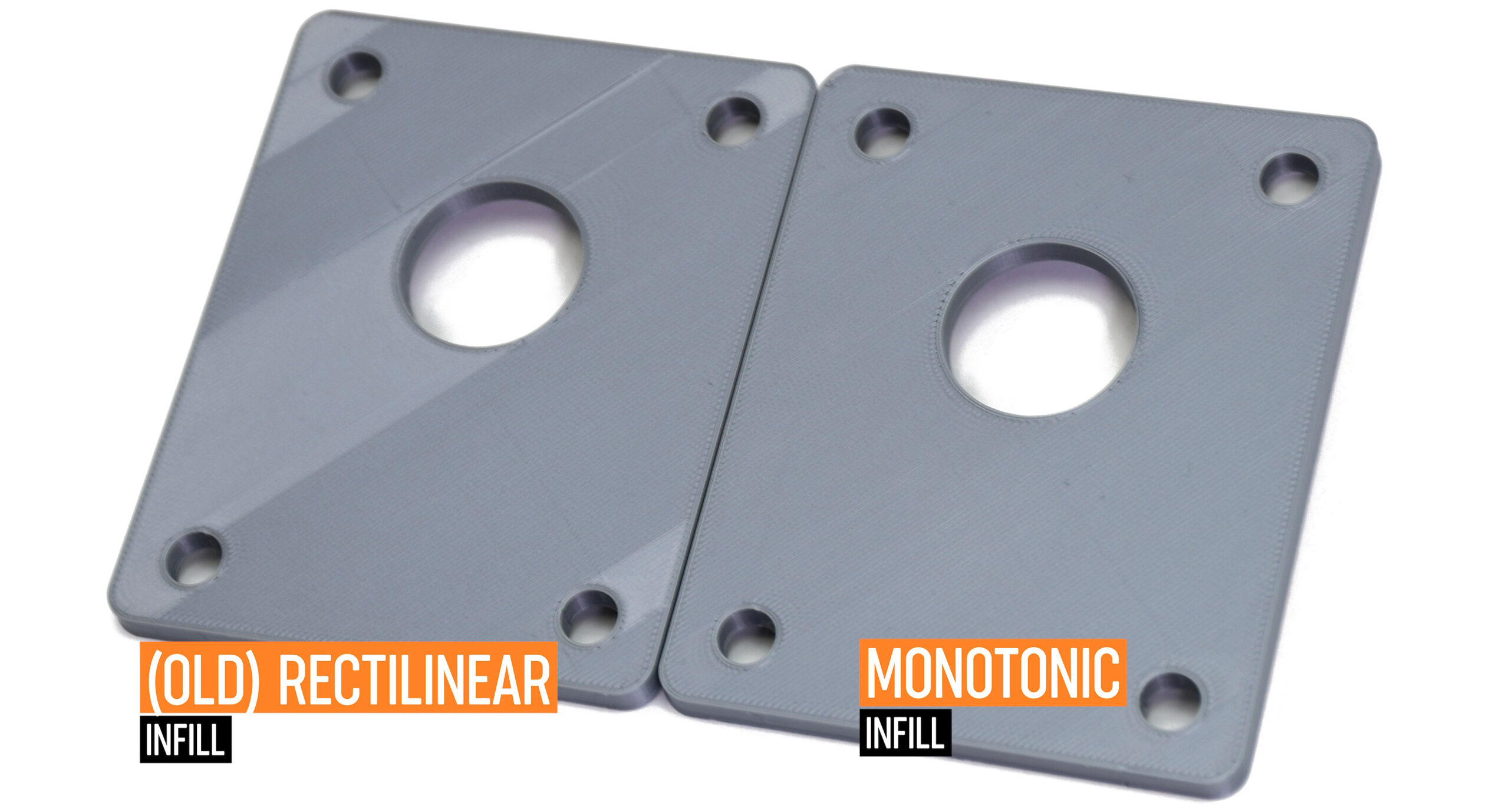 monotonic infill