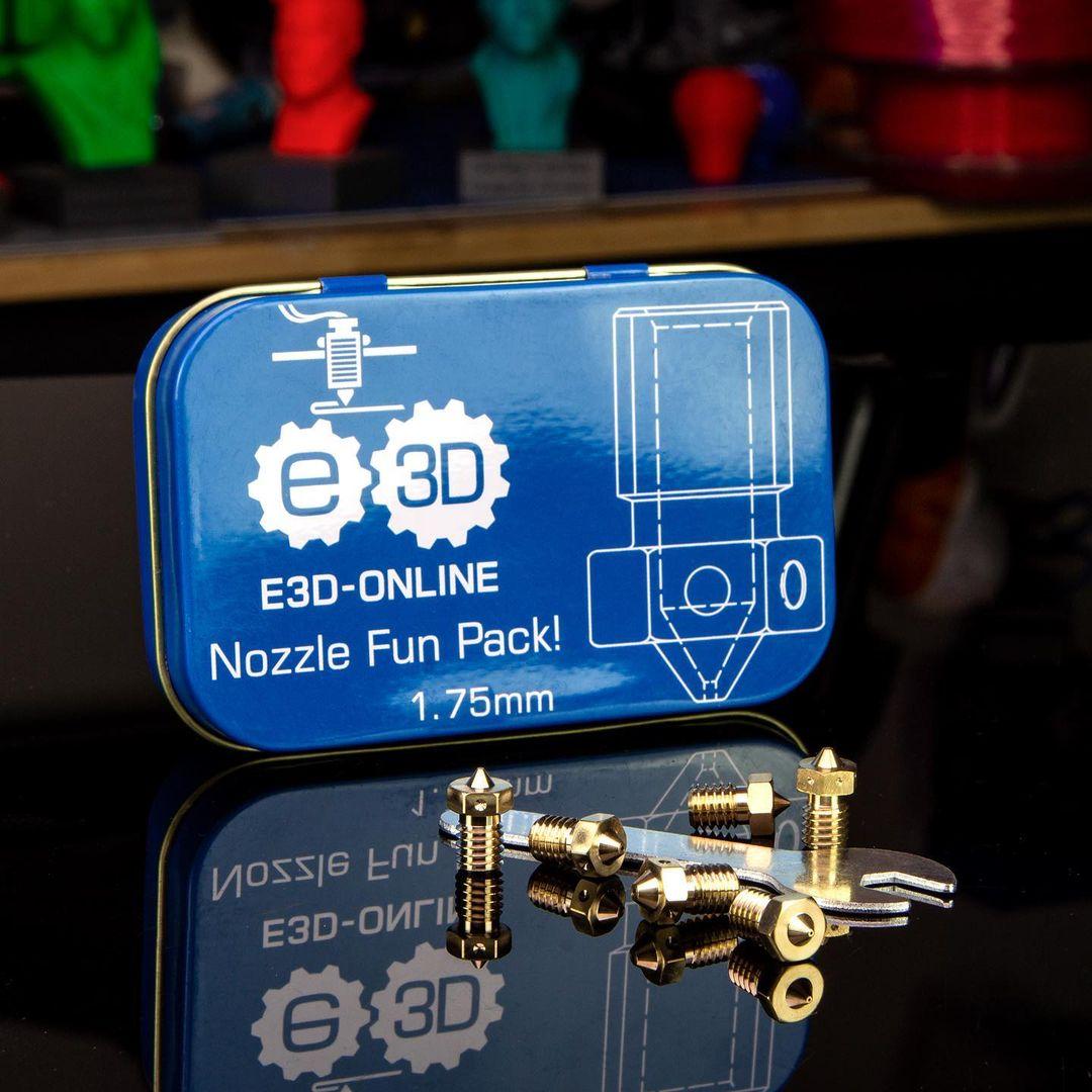 nozzle fun pack e3d