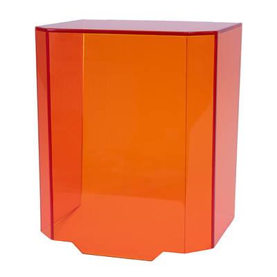 Acrylic lid