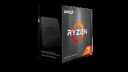 AMD - AMD RYZEN 7 5800X 4.7GHz 8C / 16T AM4 Soket 32MB Önbellek