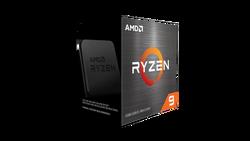 AMD - AMD RYZEN 9 5950X 4.9GHz 16C / 32T AM4 Soket 64MB Önbellek