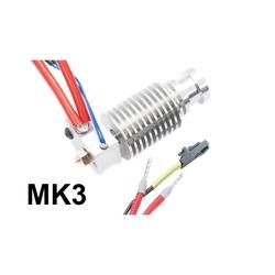 Assembled hotend E3D (MK3) - Thumbnail