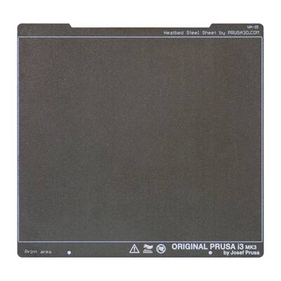 Double sided Textured PEI Powder coated Spring Steel Sheet
