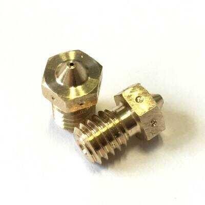 E3D V6 Brass Nozzles