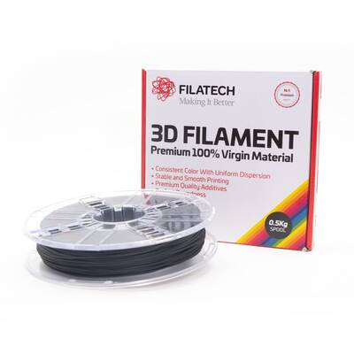FilaFlexible40 Black filament
