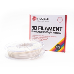 FilaFlexible40 - FilaFlexible40 Natural White filament
