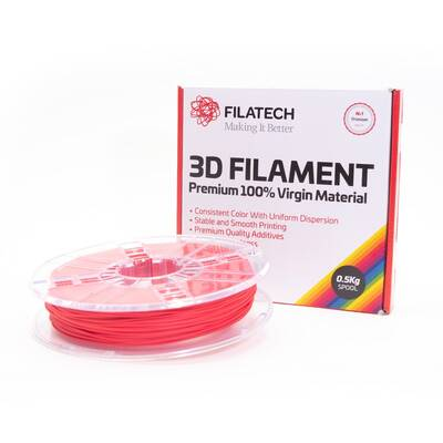 FilaFlexible40 Red filament