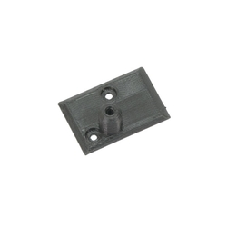 Prusa Research - FILAMENT SENSOR COVER BLACK MK3