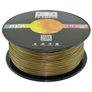 FILAMEON PLA Filament Altın Renk