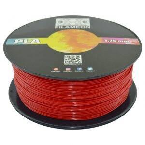 FILAMEON PLA Filament Kırmızı Renk