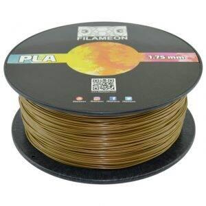 FILAMEON PLA Filament Parlak Altın Renk