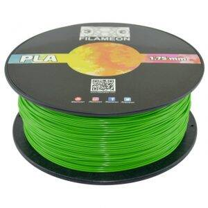 FILAMEON PLA Filament Yeşil Renk
