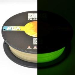 Filameon - FILAMEON PLA Fosforlu Filament 500 gr.