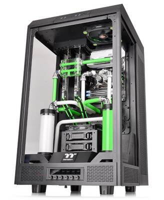 METATECHTR Workstation Series AMD Ryzen™ Threadripper™ 3990X 4xNvidia RTX 2080 Ti MP600 1TB SSD 128 GB RAM 4TB HDD