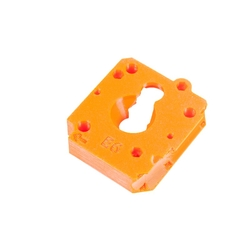 Prusa Research - MINI EXTRUDER FRONT ORANGE