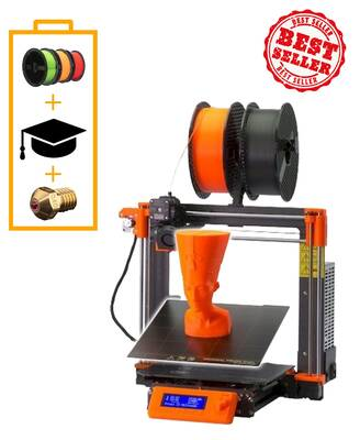 Original Prusa i3 MK3S+ 3D Printer Bundle