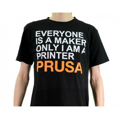 Original Prusa T-shirt - Classic One-sided Edition