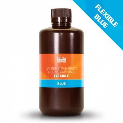 Prusa Blue Flexible Resin 1Kg