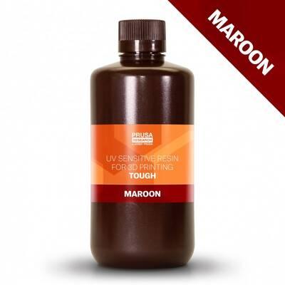 Prusa Maroon Tough Resin 1Kg