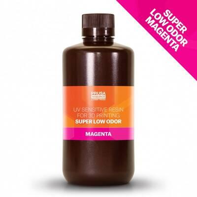Prusa Super Low Odor Magenta Tough Resin 1Kg