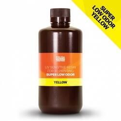 Prusa Super Low Odor Yellow Tough Resin 1Kg