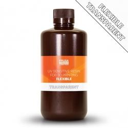 Prusa Transparent Flexible Resin 1Kg - Thumbnail