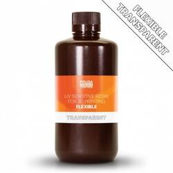 Prusa Transparent Flexible Resin 1Kg
