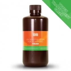 Prusa Transparent Green Tough Resin 1Kg - Thumbnail