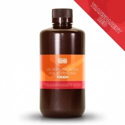Prusa Transparent Red Tough Resin 1Kg
