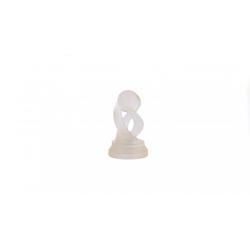 Prusa Transparent Tough Resin 1Kg - Thumbnail