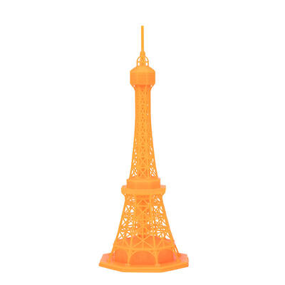 Prusa Vibrant Orange Tough Resin 1Kg