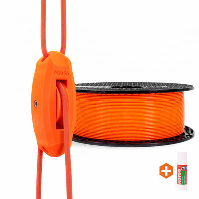 Prusament PC Blend Prusa Orange