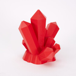 Prusament - Prusament PETG Lipstick Red 1Kg Filament