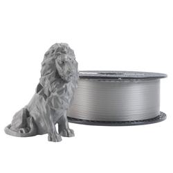 Prusament - Prusament PLA Galaxy Silver 1Kg Filament