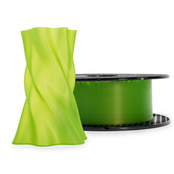 Prusament - Prusament Pvb Bright Green Transparent 500g Filament