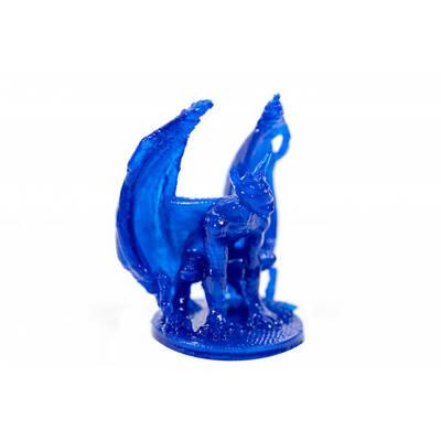 Prusament Pvb Dark Blue Transparent 500g